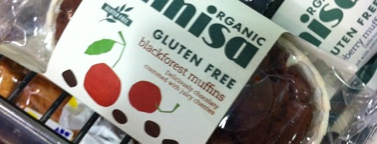 Planet Organic is one of Give Me Gluten Free.