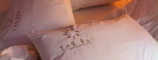 The Sun Hotel is one of 세번째, part.1.