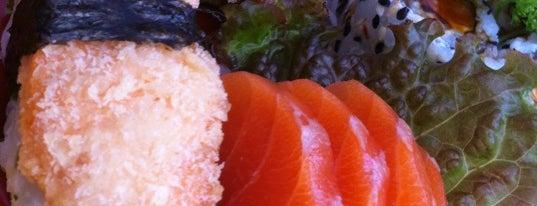Sushi Loko is one of Guia Rio Sushi by Hamond.