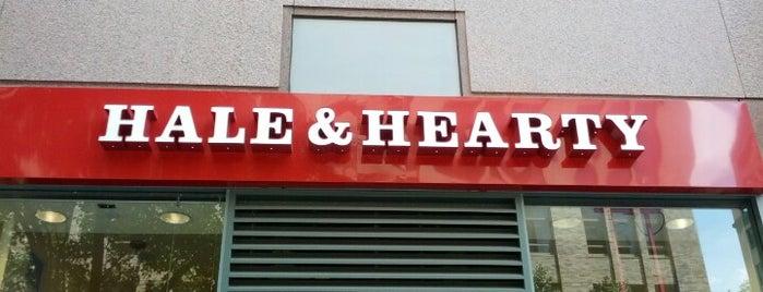 Hale & Hearty is one of Kettle's Top Spots.