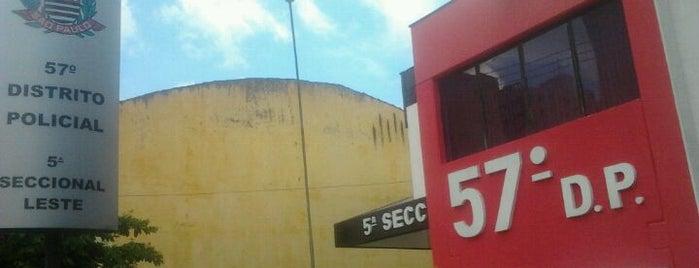 57º Distrito Policial - Parque Da Mooca is one of Guide to sao paulo's best spots.