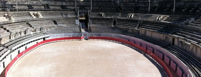 Arènes d'Arles is one of 1,000 Places to See Before You Die - Part 2.