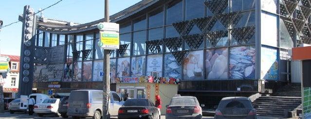 Житньоторзька площа is one of Площади города Киева.