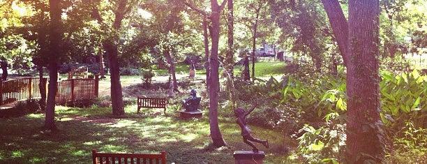 Umlauf Sculpture Garden is one of The 15 Best Art Galleries in Austin.