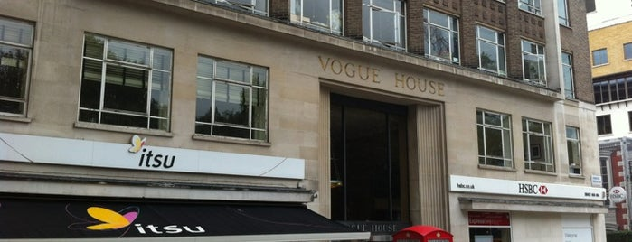 Vogue House is one of mht.