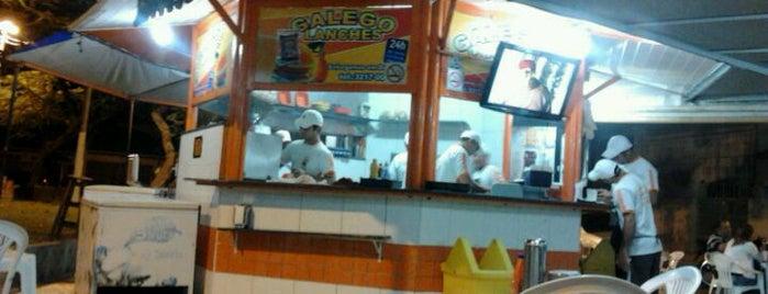 Galego Lanches is one of Onde comer bem em Aracaju, Sergipe..