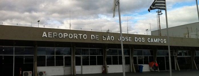 Aeroporto de São José dos Campos (SJK) is one of Aeroportos do Brasil.