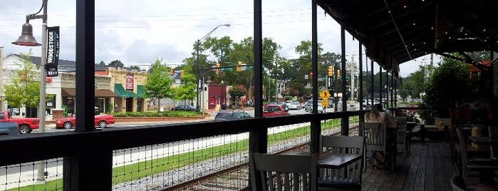 Freight Kitchen & Tap is one of Woodstock.