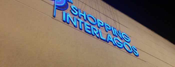 Shopping Interlagos is one of visitas.