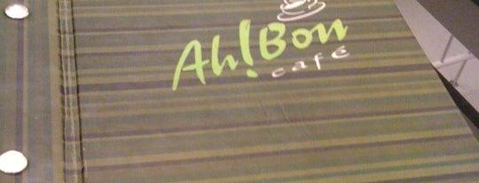 Ah! Bon is one of Restaurantes preferidos.