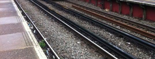 Kidbrooke Railway Station (KDB) is one of Train stations.