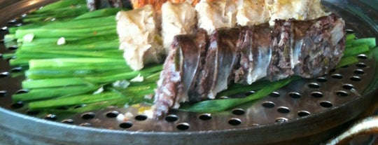 Soondae Ya Korean Restaurant is one of makan @ KL #16.