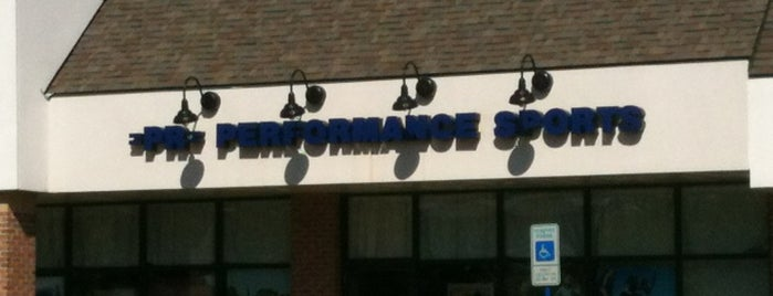 Potomac River Running is one of Must-visit Sporting Goods Shops in Leesburg.