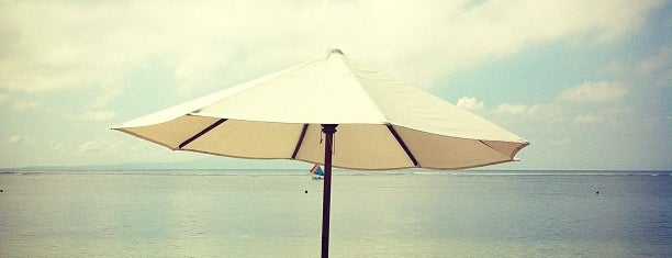 Sanur is one of Nanda's All Favorite♥♚.