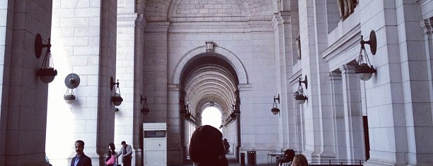 Union Station is one of ♡DC.