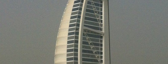 Burj Al Arab is one of Bucket List.