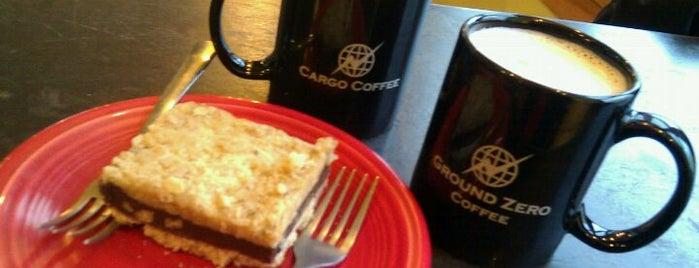 Ground Zero Coffee Shop is one of My Favorite Free Wi-Fi Spots Around the World.