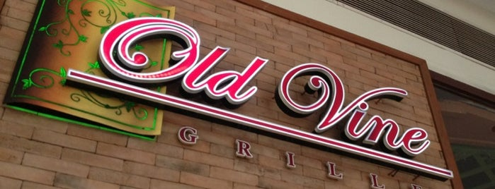 Old Vine Grille is one of Thumbs up!.