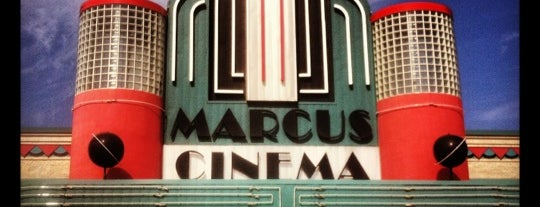 Marcus Point Cinema is one of Rise & Shine Film Screening Locations.