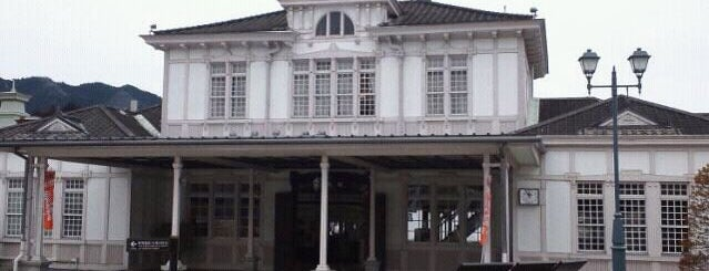Nikkō Station is one of 東京近郊区間主要駅.