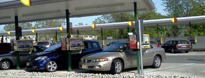 Sonic Drive-In is one of Bergen County Eats.