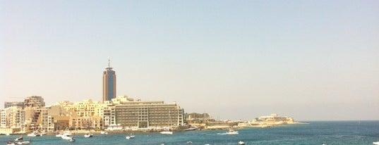 Fresco's is one of Sliema Malta.