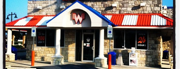 Whataburger is one of Local.