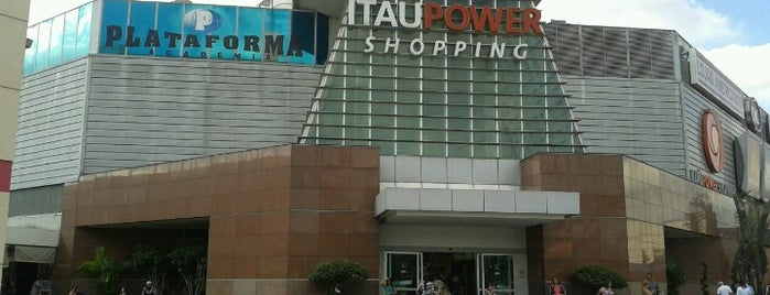 Itaú Power Shopping is one of Buy & Sell.