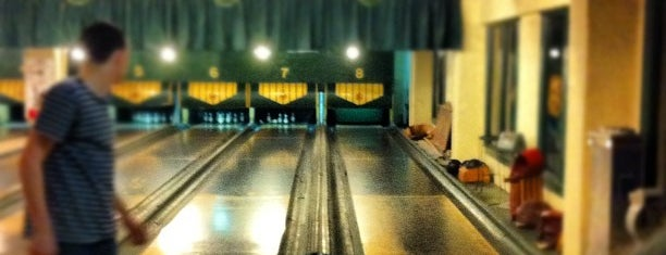 Atomic Bowl Duckpin is one of 50 Date Ideas For Less Than $50.