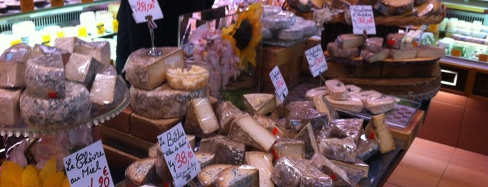 Fromagerie Quatrehomme is one of J'Aime Paris.