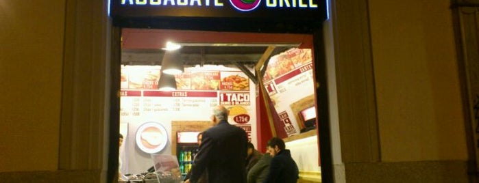 Aguacate Grill is one of Comer en Madrid.