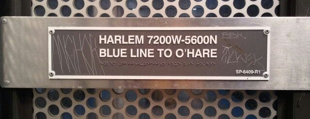 CTA - Harlem is one of Random.