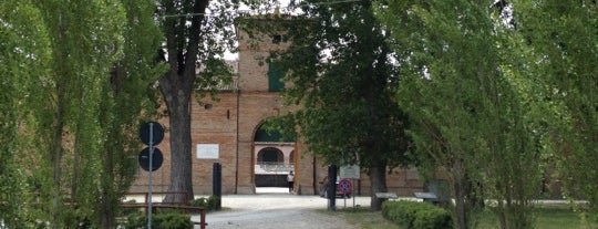 Villa Torlonia is one of ITINERARI E LUOGHI IN TERRA DI ROMAGNA.