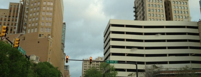 Downtown Fort Worth is one of SARA! MICHELLE! TEXAS! All good things here...