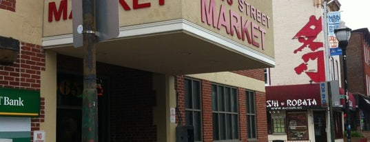 Cross Street Market is one of B-More's finest! Best of Baltimore! #visitUS.