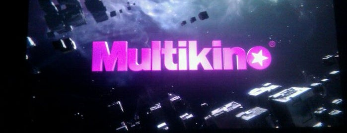 Multikino is one of Wroclaw-erasmus.