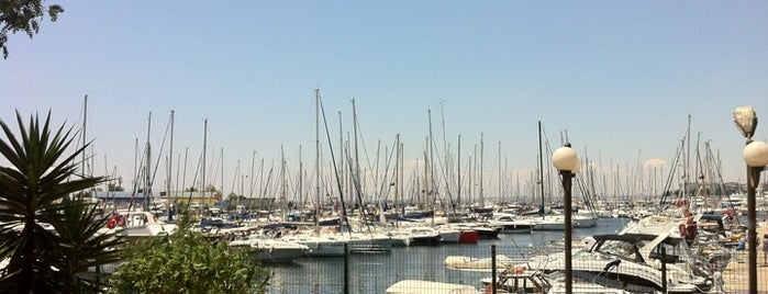 Fenerbahçe Yat Limanı is one of Istanbul City Guide.