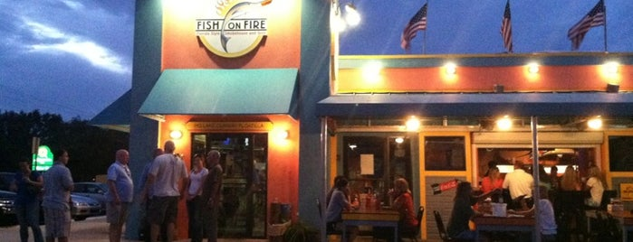 Fish on Fire is one of Dining in Orlando, Florida.