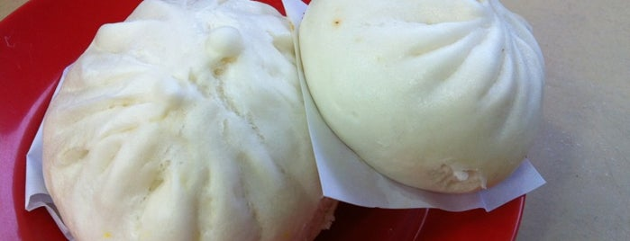 Johore Ye Zhi Mei Hand Made Pau 新山葉子楣手工包點 is one of 119 stops for Local Snacks in Singapore.