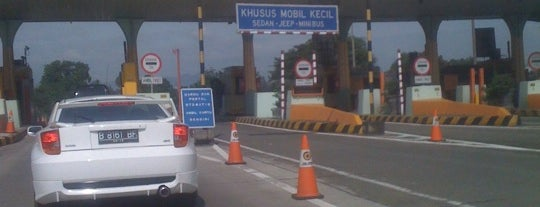 Gerbang Tol Moh. Toha is one of Nyunyai permai.