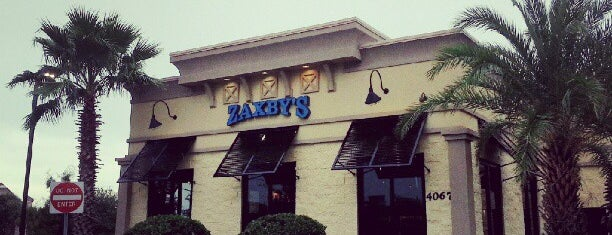 Zaxby's Chicken Fingers & Buffalo Wings is one of Doingme.