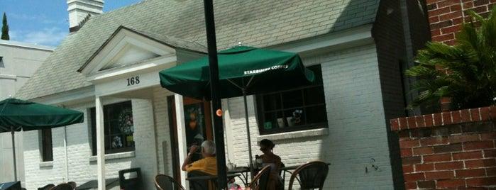 Starbucks is one of Best of Chucktown: Food.