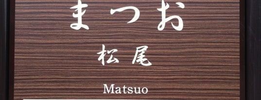 Matsuo-taisha Station (HK97) is one of 阪急京都本線・千里線・嵐山線の駅.