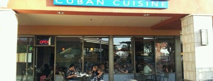 Bella Cuba is one of Food!.