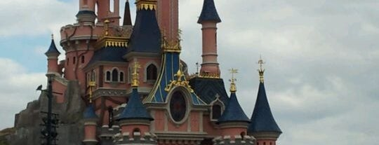 Fantasyland® is one of Paris.