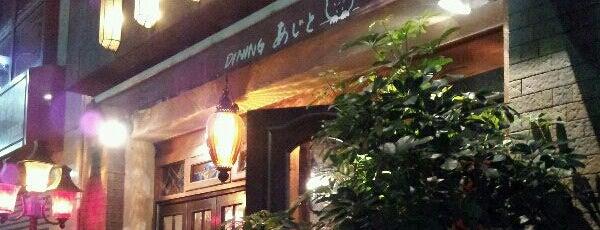 DINING あじと is one of とりあえずメモ.