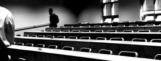 Innovation Hall - George Mason University is one of GMU Fairfax Campus.