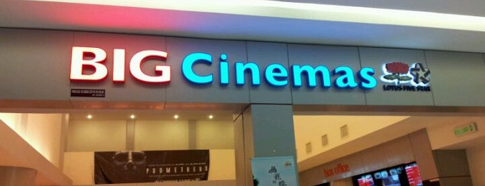BIG Cinemas is one of Top picks for Movie Theaters.