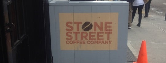 Stone Street Coffee Company is one of Coffee fans.