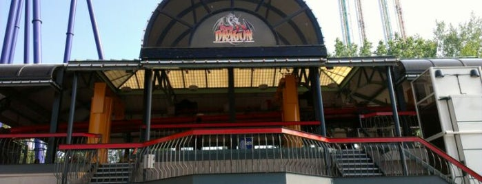 Iron Dragon is one of Coaster Credits.